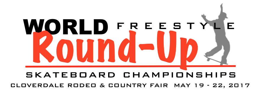 World Freestyle Skateboard Championship Logo