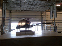 SL100 with Helicopter