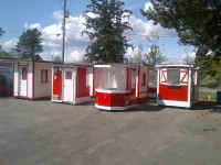 Ticket Booths 2
