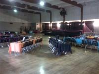 Wrestling Wedding Set-up