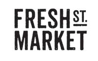 Fresh St Market Logo