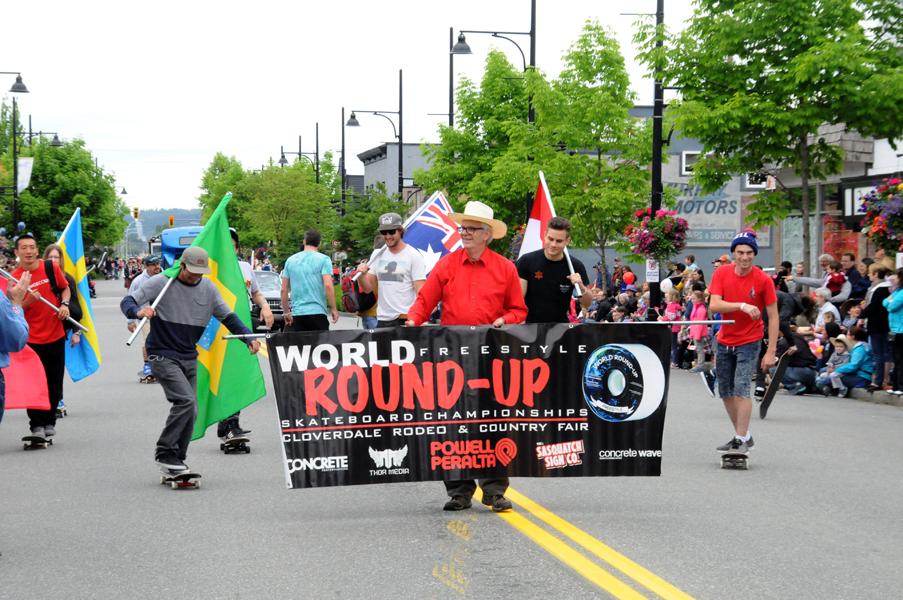 world roundup