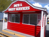 Guest Services Booth